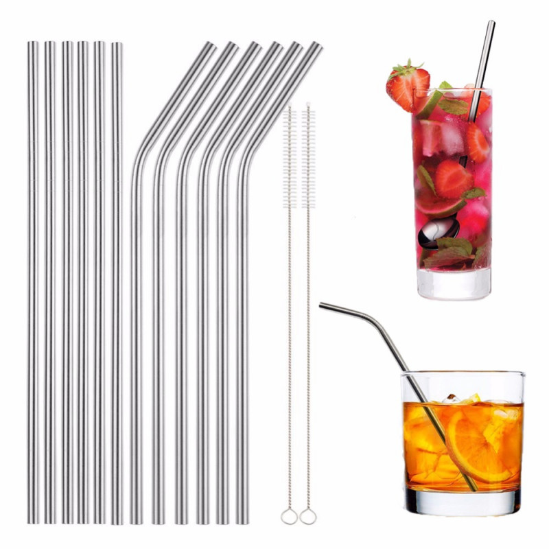 Stainless Steel Drinking Straw