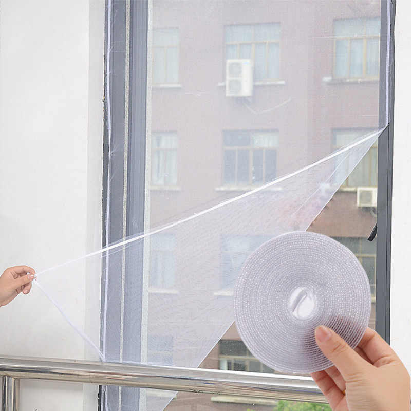 2M DIY Insect Mosquito Net Window Screen