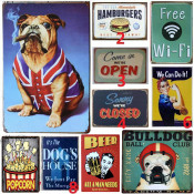 Metal Plaques & Signs (91)