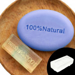 100% Natural - Acrylic Stamp for DIY Soap Making
