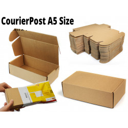 100pcs Couriers A5 Packing Boxes Mailing Cartons