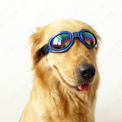 Dog Sunglasses Goggles Blue