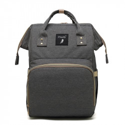 I LIKE IT Nappy Bag Backpack Multi-Function Large capacity bags