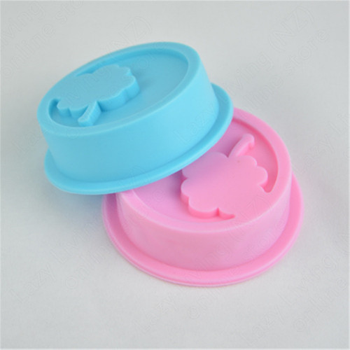 Soap Mold - Clover Imprint Silicone Mould
