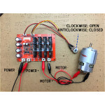 DC Motor Speed Control PWM HHO RC Controller 12V 24V 48V 3000W MAX